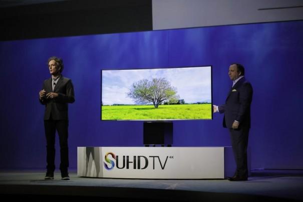 Samsung SUHD TV CES2015