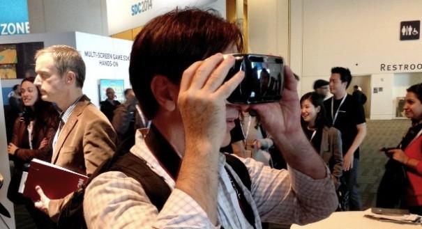 Samsung BETT 2015 a educação FotoCNN