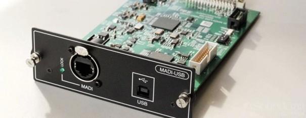 Soundcraft MADI-USB Earpro