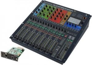Soundcraft MADI-USB y Si Performer Earpro