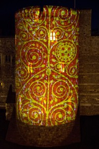 TPS en Castillo de Windsor