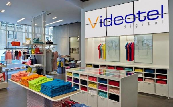 Videotel Videowall Retail