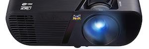 Los proyectores profesionales PJD5 LightStream de Viewsonic marcan su participación en CES 2015