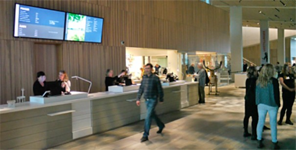 Panasonic en Museo Moesgard