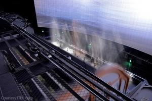 7thSense en el parque Wuhan Movie