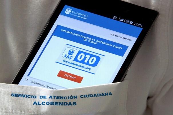 APP Qmatic Alcobendas