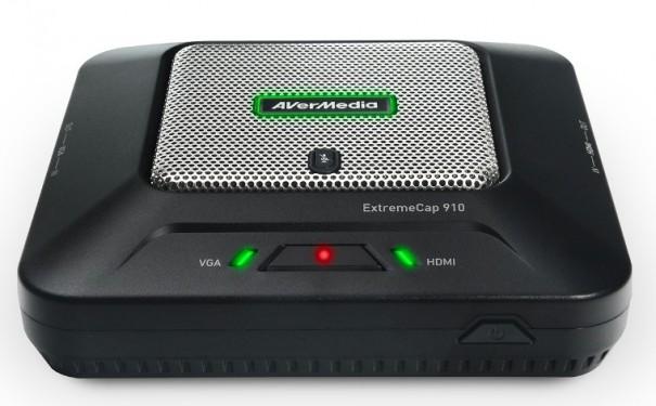 AVerMedia ExtremeCap 910