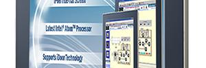 Paneles TPC de Advantech para automatización, control y monitorización
