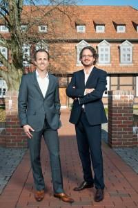 Andreas Sennheiser y Daniel Sennheiser CEOs
