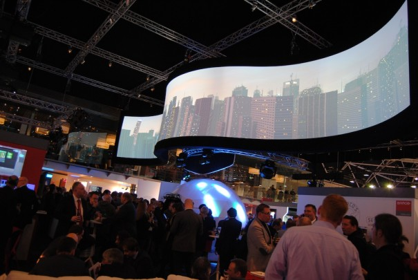 Barco ISE 2015