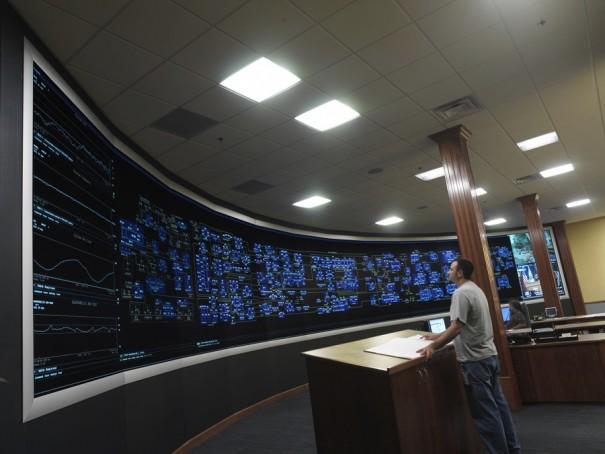 Barco centro control
