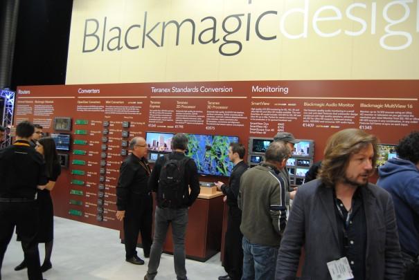 Blackmagic ISE 2015