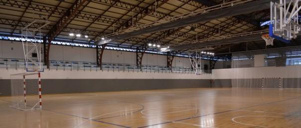 Centro deportivo Pirotecnia Universidad Sevilla