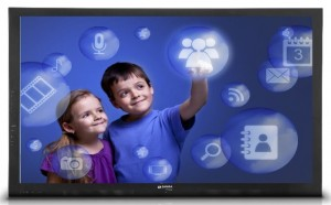 Clevertouch monitor Charmex