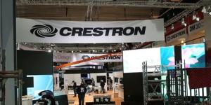 Crestron en ISE 2015