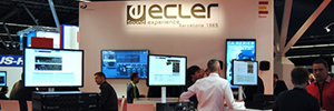 Ecler NXA4BC: digital device to manage the process of audio installation with total security
