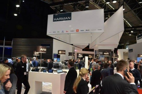 Harman ISE 2015