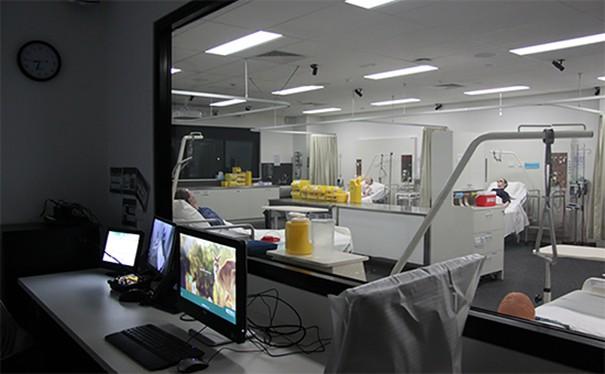 InDesign simulacion clinica Sunshine Coast