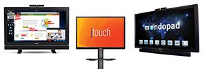 """InFocus renueva su línea de pantallas de gran formato para digital signage y colaboración con modelos de 80"""""""