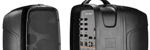 EON206P: PA system portable and easy to use JBL Professional