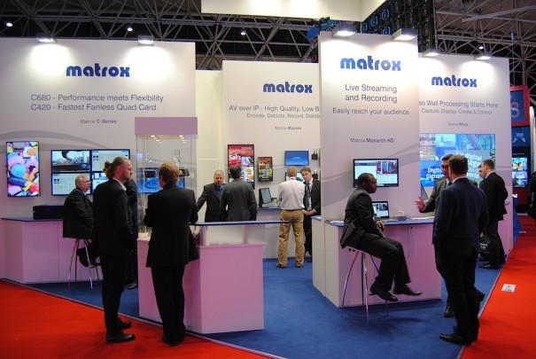 Matrox ISA 2015