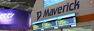 TD Maverick refuerza su estrategia para 2015 en el mercado de digital signage, educación y colaboración