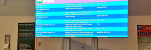 MediaScreen acude a ISE 2015 con su pantalla indoor Mobile Led de 180 pulgadas