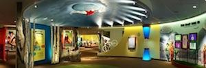 Pantallas y kioscos digitales ofrecen un 'latido' interactivo en el museo dedicado al corazón