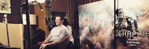 La telepresencia holográfica se abre paso en la industria del cine para presentar películas