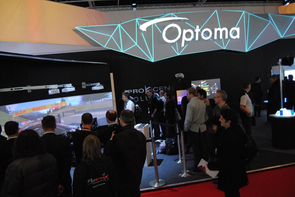 Optoma en ISE