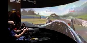 Optoma ISE2015 simulador
