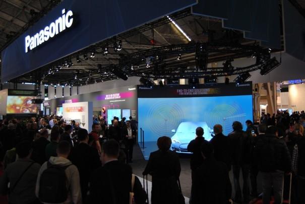 Panasonic ISE2015