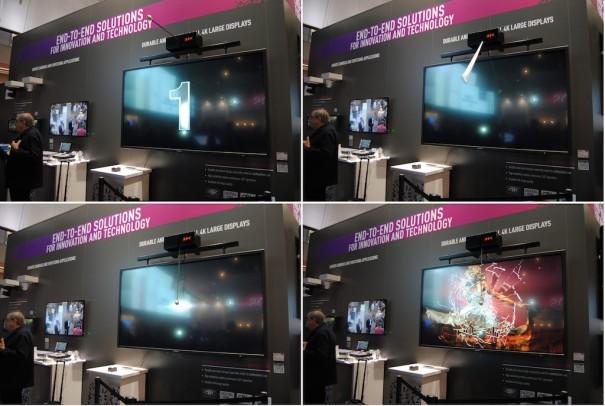 Panasonic resistencia display ISE2015