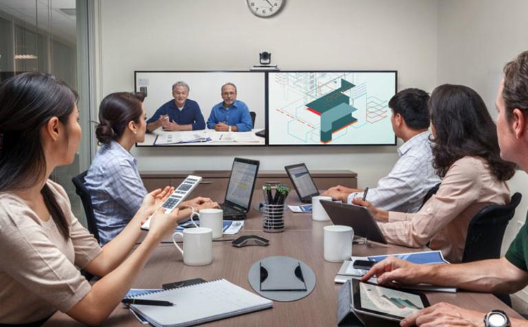 Resultado de imagen para polycom videoconferencia
