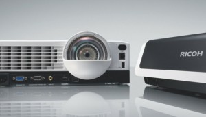 Ricoh proyector
