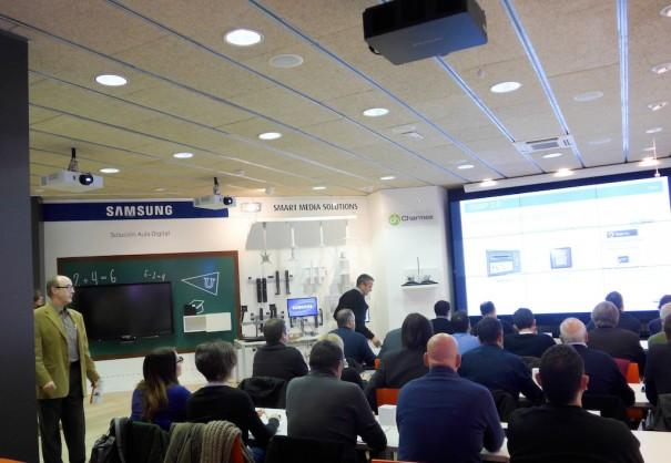 Samsung Charmex Small Signage