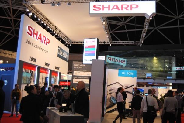 Sharp ISE 2015