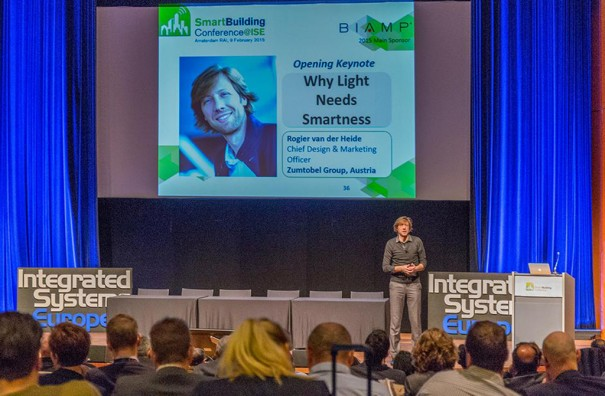 Smart Building Conference 2015