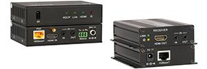 Extensores HDMI con tecnología HDBaseT de SY Electronics para instalaciones audiovisuales