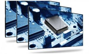 Toshiba serie TD-X555 videowall