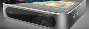 ZTE presentará en el MWC 2015 la nueva versión de su proyector Android Spro