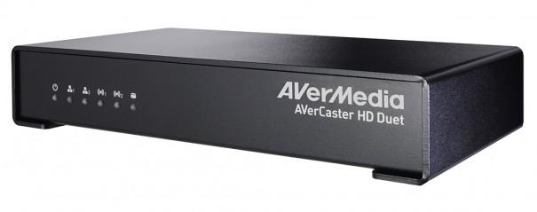 Avermedia AVerCaster HD Duet Plus