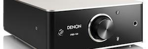Denon PMA-50: amplificador digital estéreo integrado con Advanced AL32