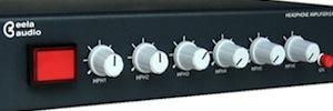 Eela Audio EA854: amplificador para auriculares de estudio de seis vías