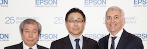 Epson Ibérica: twenty-five years of growth and innovation in the market Spanish
