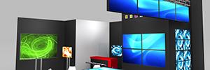 Eyevis muestra videowalls creativos en Prolight+Sound 2015