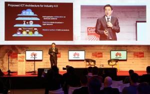 Huawei en CeBIT 2015