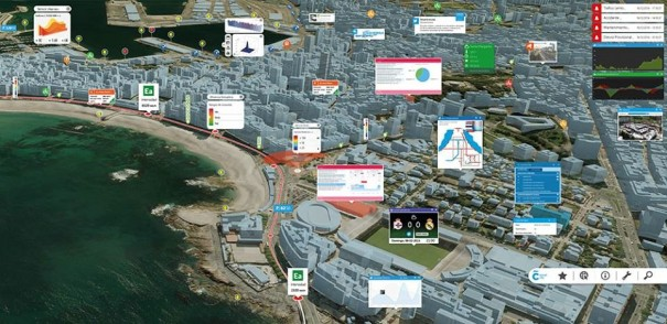 Indra Coruna Smart City