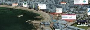 Coruña Smart City finaliza su primera fase de implantación del proyecto liderado por Indra
