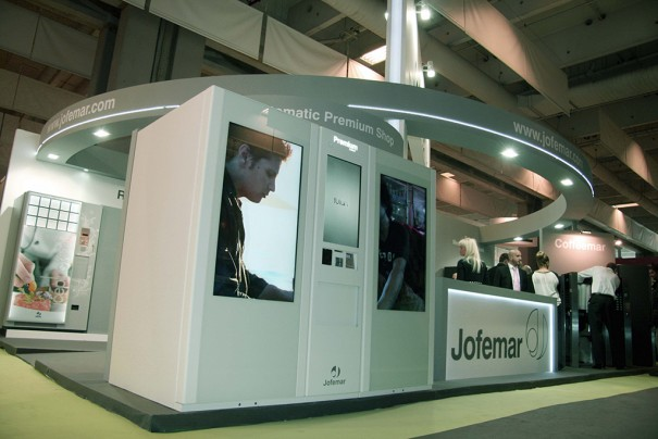 Jofemar APS Premium Shop Vending Paris